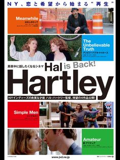 Hal is Back! Hartley