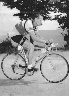 Giro d'Italia 1952. Hugo Koblet.
