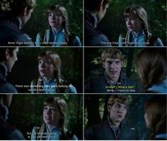 """""""But the important thing is, you can wish on it."""" Anna and Kristoff - 4* 9 """"The Fall.""""#ShatteredSight #OnceisFrozen"""