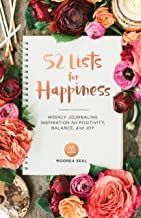 52 Lists for Happiness: Weekly Journaling Inspiration for Positivity, Balance, And Joy by Moorea Seal Best Friend Poems, Jackson 5, Free Pdf Books, Free Ebooks, 52 Lists For Happiness, Productive Things To Do, Projects For Adults, Up Book, Short Inspirational Quotes