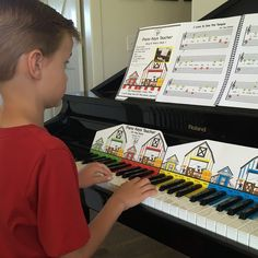 The Piano Keys Teacher Combo Set is an excellent and fun way to introduce piano to beginners of all ages! Kids LOVE this product! Piano Keys, Piano Music, Sheet Music, Reading Music, Piano Teaching, Learning Piano, Piano Lessons, Music Education, Childhood Education