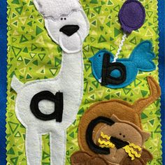 Busy Day Quiet Book/ felt Paper Doll .PDF PATTERN   Etsy