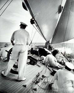 SAILING ENDEAVOUR 1934