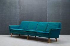 Jetson Sofa MidCentury Scandinavian Modern Rare Dux by Modern50 Love!!1