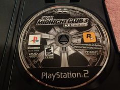 MIDNIGHT CLUB 3 DUB EDITION Playstation 2 game Rare (Disc Only