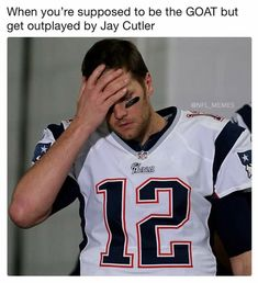 This is the best because I strongly dislike Brady with the passion of suns. Nfl Memes, Football Memes, Jay Cutler Nfl, How Bout Them Cowboys, Sports Humor, Dallas Cowboys, Mens Tops, Black, Retirement