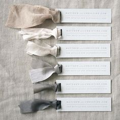 neutral color palette | wedding welcome tag inspiration | wedding place card inspiration | wedding details inspiration