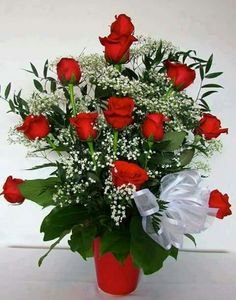 Have A Beautiful Day, Banquet, Flower Arrangements, Christmas Wreaths, Holiday Decor, Flowers, Home Decor, Board, Roses