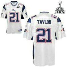 351818345 New England Patriots 21 Fred Taylor White 2012 Super Bowl Jersey Mls  Soccer