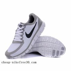 Cheapest Nike Free 5.0 V4 Academy Running Shoes For Men Grey White Low Price leopard nike free shoes