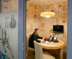 Inspiring Dot-Com Offices That Would Get Us Working