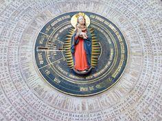 Astronomical clock (Gdansk, Poland)