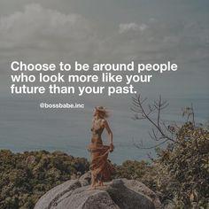 Choose people who li