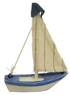 Decorative Ceramic Boat Model 2992