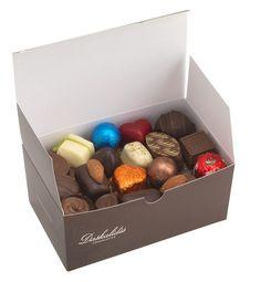 Belgian chocolates from Daskalides Chocolatier, London