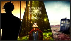 Sherlock. Merlin. Doctor Who. The BBC has my hearts. What else could a girl ever need?