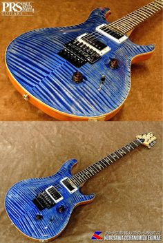 Prs Guitar, Guitar Art, Music Guitar, Paul Reed Smith, Unique Guitars, Musical Instruments, Sticks, Electric, Japan
