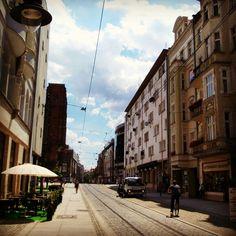 #ulica #szewska #street #wrocław #wroclaw #wroclove #polskiemiasto #polska #poland #sky #niebo #summer #lato #clouds #niebo #sunny #slonecznie
