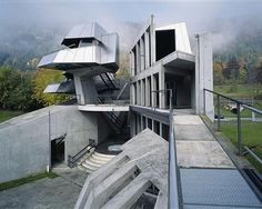 Gunther Domenig - Stone House