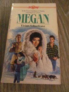 Megan by Vivian Schurfranz (1986, Paperback) Sunfire Romance