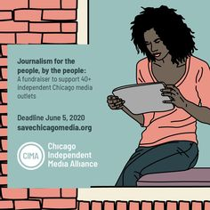 Help Rebellious #SaveChicagoMedia: A Letter from Our Founder @ChiefRebelle now live at rebelliousmagszine.com. Fundraiser #linkinbio  #Rebellious #feminist #feminism #FeministFriday #journalist #journalism #news #reporter #media #photography #tv #press #writer #photographer #blogger #follow #photo #journalistlife #instagram #interview #periodista #instagood #radio #photojournalism Photojournalism, Fundraising, Feminism, Writer, Interview, Lettering, Tv, News, Photography
