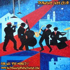El Mejor Jazz sin tiempo lo escuchas en RadioMango PapaChango! Hay MUCHA mas musica de lo que crees !! Durazno Jazz Club!  #radiomangopapachango