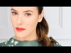 Classic Parisian makeup by Lisa Eldridge with Lancôme - YouTube