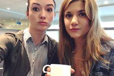 Natasha e Elise