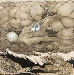"John Bauer «Swedish Folk Tales» | ""Картинки и разговоры"""