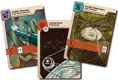Space Race: The Card Game by Jan Soukal — Kickstarter