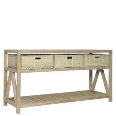 cantilever- JANUS et Cie- outdoor console table