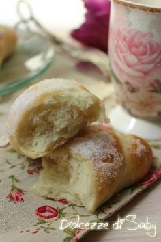 Croissants, Beignets, Sicilian Recipes, Light Desserts, Italian Desserts, Sweet Cakes, Sweet Recipes, Sweet Tooth, Cheesecake