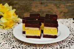 Indiene cu frisca - CAIETUL CU RETETE Tiramisu, Delicious Desserts, Cake Decorating, Sweets, Cooking, Ethnic Recipes, Caramel, Food, Pies