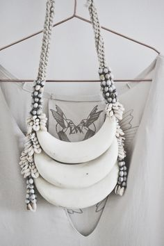 ☆ a passion for cowrie shells ☆