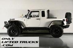 2012 Jeep Wrangler JK8 Lifted