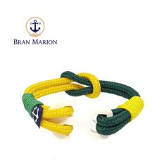Bran Marion bracelets are the perfect casual accessory for the outdoorsy sporty types. Paracord, Reef Knot, Marine Rope, Nautical Bracelet, Sailor, Sporty, Bracelets, Gifts, Accessories
