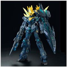 Mobile Suit Gundam UC MASTER GRADE : RX-0[N] Unicorn Gundam 02 Banshee – HYPETOKYO