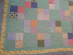 1930 reproduction queen size quilt by 4quiltsandmore on Etsy, $199.00