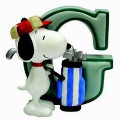 Alfabetos Lindos: Snoopy