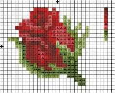 Cross stitch necklace and earr Mini Cross Stitch, Simple Cross Stitch, Cross Stitch Cards, Cross Stitch Flowers, Cross Stitching, Ribbon Embroidery, Cross Stitch Embroidery, Embroidery Patterns, Cross Stitch Patterns
