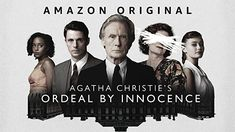 With Morven Christie, Anthony Boyle, Christian Cooke, Bill Nighy. Christmas Wealthy philanthropist Rachel Argyll is murdered at her family estate Sunny Point. He vehemently protests his innocence. Agatha Christie, Ordeal By Innocence, Anthony Boyle, Anna Chancellor, Death On The Nile, Eleanor Tomlinson, Hugh Hefner, Innocent Man, True Identity