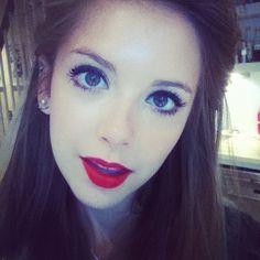 holiday makeup so pretty