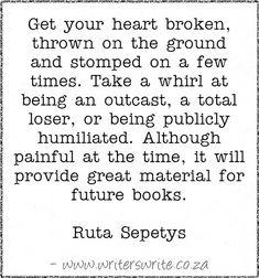 Quotable - Ruta Sepetys