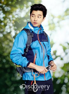 Gong Yoo - Discovery Expedition S/S 2014 Ad Campaign