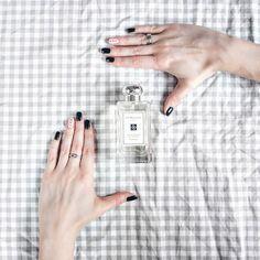Nie rozstajemy się. Nie przypuszczałam że perfumy naprawdę mogą poprawiać humor. #ajednak!