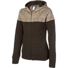 PatagoniaBetter Sweater Icelandic Hooded Fleece Jacket - Women's Light Balsamic