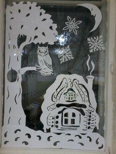 «Морозные узоры на моем окне». Воспитателям детских садов, школьным учителям и педагогам - Маам.ру