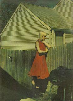 Kirsten Owen, 1998, by Mario Sorrenti