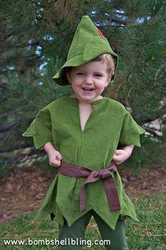 No sew costume for kids peter pan peter pan costumes peter peter pan costume 1 solutioingenieria Gallery