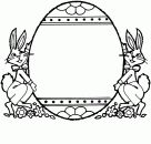 Easter coloring pages - Page 2
